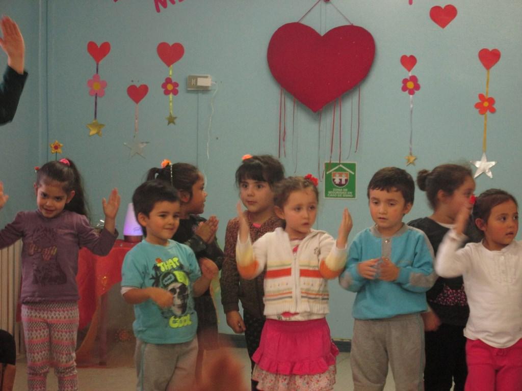 Emotiva celebración del Día de la Madre en Jardín Infantil UFRO ...